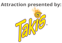Takis Sponsor Logo