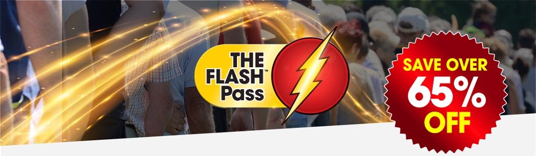 Season THE FLASH Pass