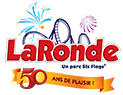 La Ronde 50th Anniversary Logo
