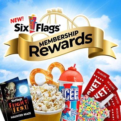 Six Flags Membership Rewards Six Flags Fiesta Texas