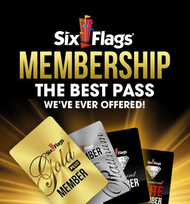 Membership | Six Flags Over Texas