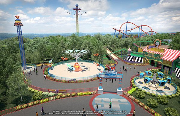 New For 2016   Roller Coasters, Theme Parks & Attractions Forum