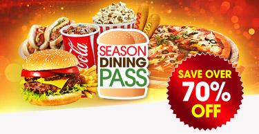 Season Dining Passes