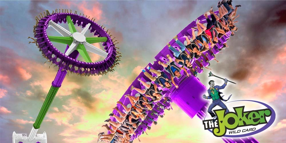 one of the tallest pendulum rides coming to six flags in