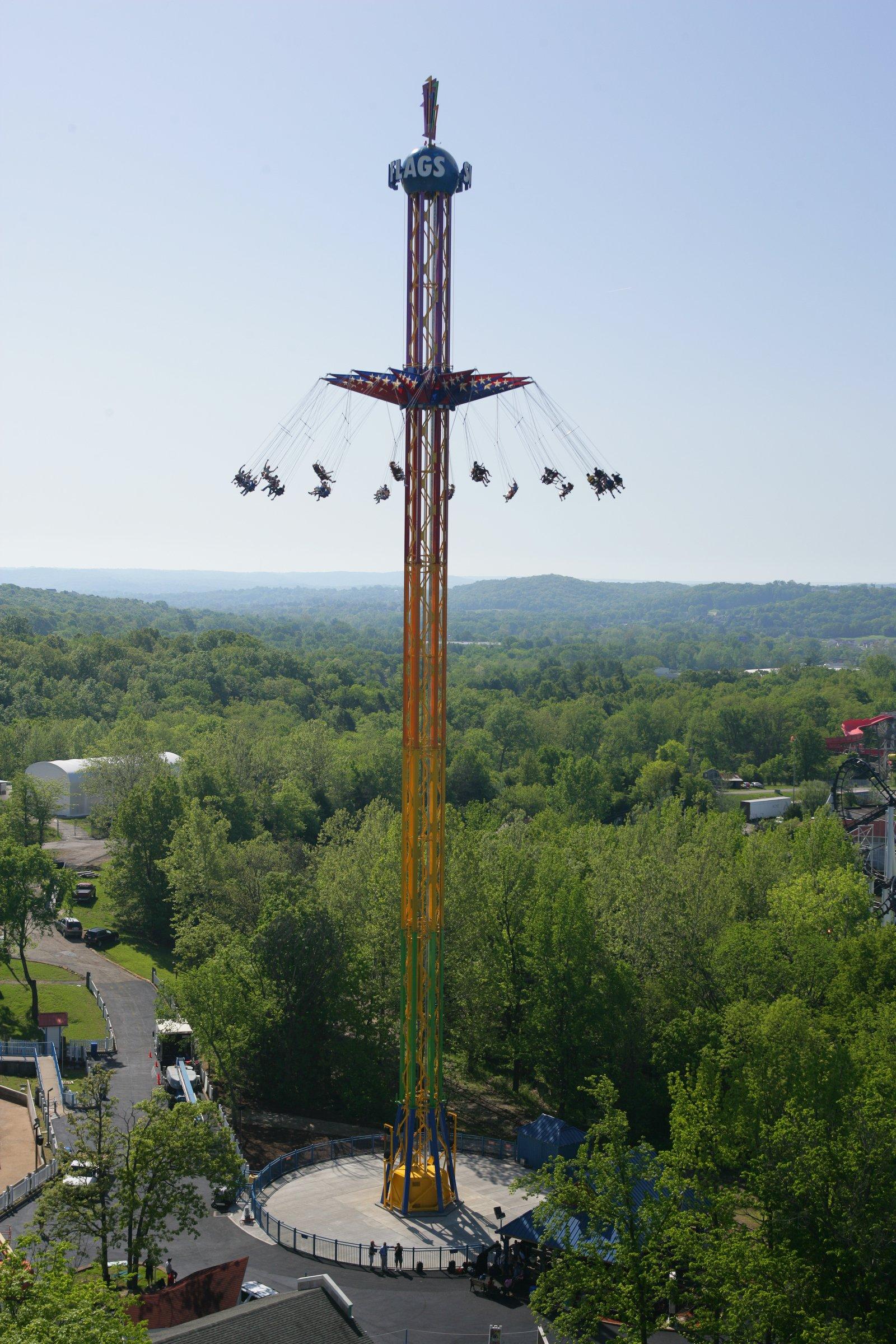 Skyscreamer Six Flags St Louis