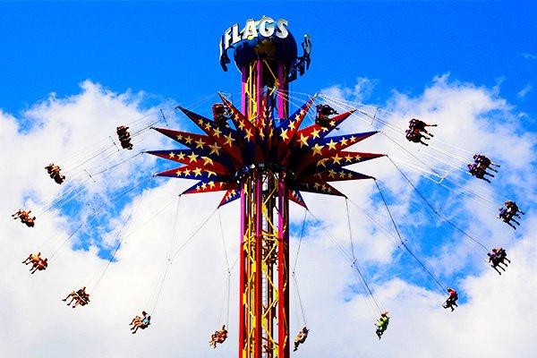Skyscreamer Six Flags Over Georgia