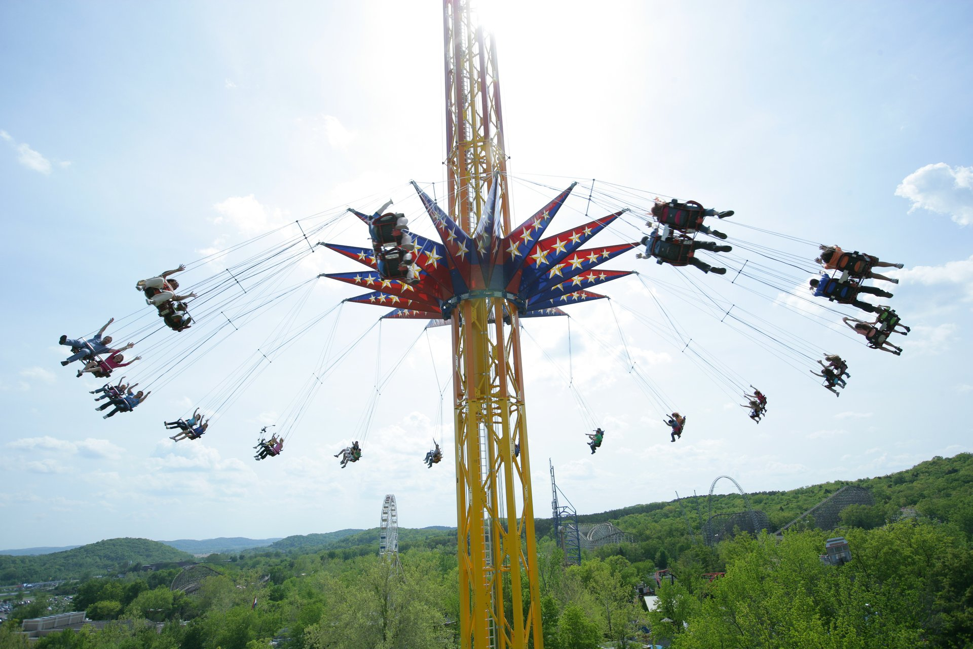 Skyscreamer Six Flags Great Adventure
