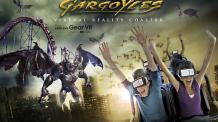 Rage of the Gargoyles Virtual Reality Coaster