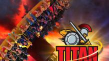 Titan pendulum coaster