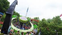 Kryptonite Kollider at Six Flags New England
