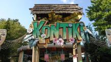 Kontiki at Six Flags New England