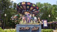 Gotham City Crime Wave