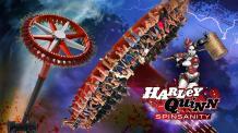 HARLEY QUINN™ Spinsanity artwork