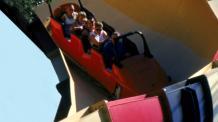 Guests riding La Vibora