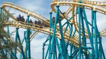 Poltergeist Roller Coaster
