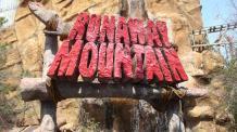 Runaway Mountain sign