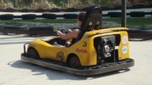 Six Flags Speedway Go Karts