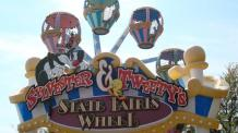Sylvester & Tweety's State Ferris Wheel