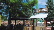 Rock N Rodeo entrance