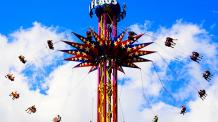 SkyScreamer in action
