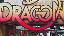 Dragon attraction entrance