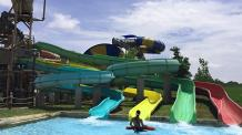 Hook's Lagoon - Tree House Slides