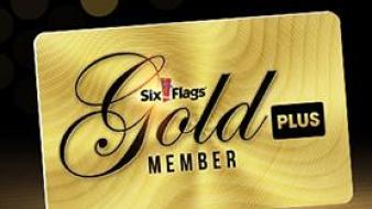 Gold Plus Membership card