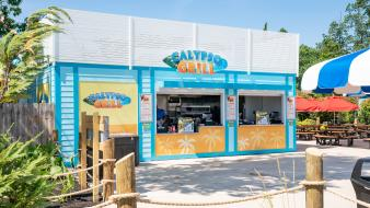 Calypso Grill store front
