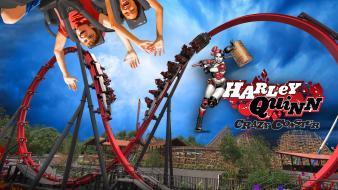 HARLEY QUINN Crazy Coaster