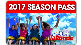 La Ronde Season Pass