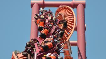 V2: Vertical Velocity at Discovery Kingdom