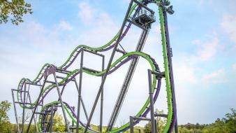 the joker coaster