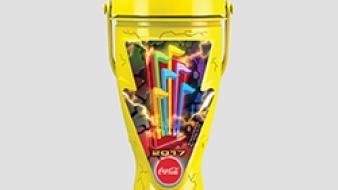 Yellow Sports Bottle