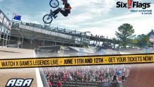 BMX Stunt Show - June Event