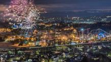 Fireworks at SFDK