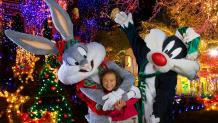 Holiday themed Looney Tunes and guest