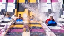 Wahoo Racer at Six Flags Hurricane Harbor