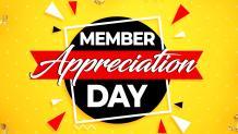 Member Appreciation Day Logo