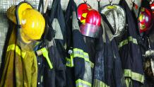 Firefighter's uniforms