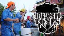 Trash Tones at Six Flags New England