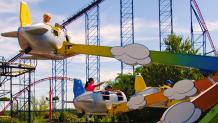 ZoomJets at Six Flags New England