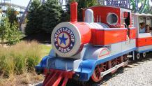 New England Express train
