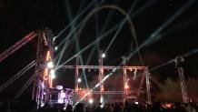 Full Throttle Nights live in the Full Throttle Plaza