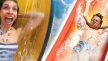 Break Point Plunge water slide