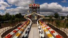 Bonzai Pipelines water slides