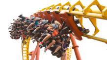 Mind Eraser steel roller coaster