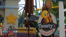 Tweety Clubhouse at Six Flags New England