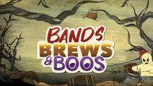 Bands, Brews and Boos at Six Flags America