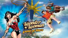 WONDER WOMAN™ Lasso of Truth art