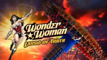 WONDER WOMAN<sup>TM</sup> Lasso of Truth - Coming Soon